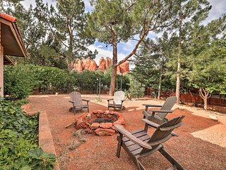 Modern W. Sedona Home w/ Patio+Red Rock Views
