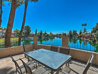 NEW! Tempe Condo w/ 2 Balconies and Pool Access!