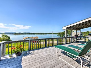 Ocean View Lamoine Home Near Acadia National Park!