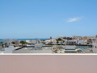 Sea Views Solarium Terrace Apartment