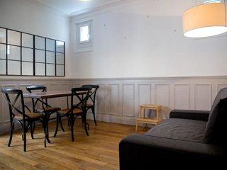 Parfait appartement au centre de Paris