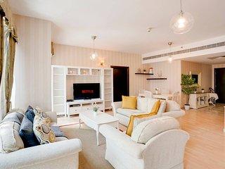 Homely 3 Bedroom Apt near Dubai Marina and JBR