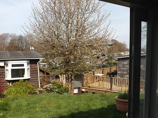 Lake View-Luxurious Chalet Glan Gwna Holiday Park