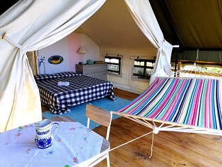 Tenda Safari lodge