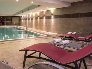 Studio cosy et équipé, à 250m du centre | Accès piscine