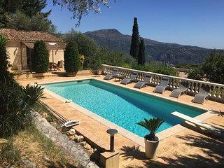 Villa studio indépendant avec piscine privée