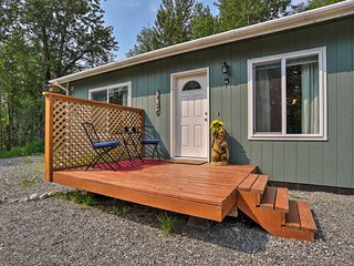 NEW! Pet-Friendly Wasilla House 6 Miles From Town!