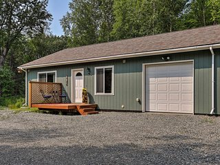 Pet-Friendly Wasilla House 6 Miles From Town!