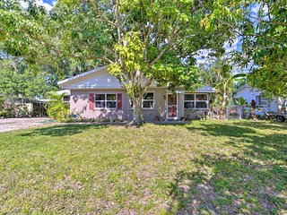 NEW! Canalfront Fort Myers House w/ Private Dock!