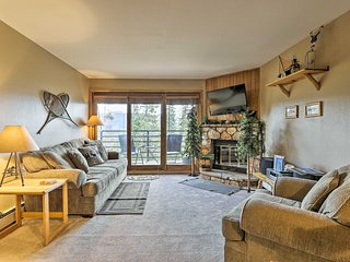 Just Updated! Condo w/a View! 10 Mi. to Keystone
