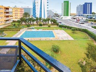 Stunning apartment in Roquetas de Mar w/ Outdoor swimming pool and 2 Bedrooms