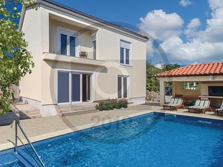 Awesome home in Crikvenica w/ Outdoor swimming pool, WiFi and 3 Bedrooms