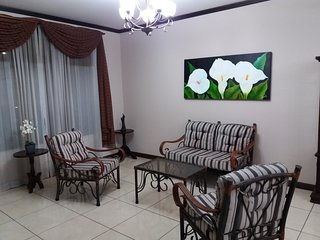 Beautiful And Secured House in Heredia Costa Rica