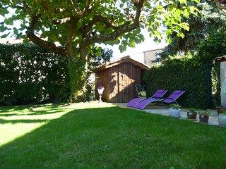 Le Jardin d' Elen - Gite rural pour deux personnes confort 3 epis