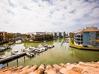 (NEW) Sotogrande Marina 3 Br Duplex With Large Terrace