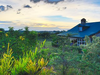 Mount Kenya Region; Explore Laikipia Kenya from Altitude Farm