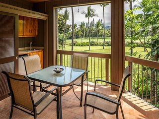 Golfer's Pick w/Lanai, Kitchen, Laundry, AC, WiFi, Flat Screen, DVD–Kanaloa at