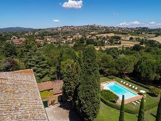Croce Villa Sleeps 18 with Pool - 5808771
