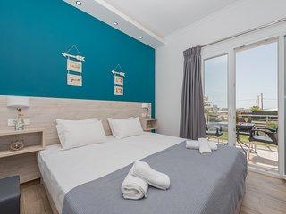Stathis Deluxe Studios 50m away from Laganas Beach, Zakynthos!