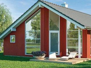 Nice home in Krems II/Warderbruck w/ Sauna and 2 Bedrooms