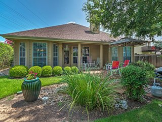 NEW! Austin Home w/ Patio+Yard Near Lake Travis!