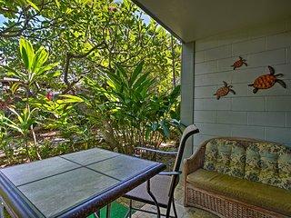 Kailua Studio w/ Pool Access & Garden Views!