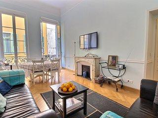 3 bedroom apartment in Old Town Nice at Rue de la Prefecture