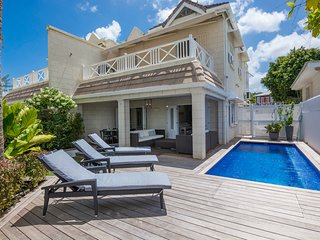 Radwood Beach Villa One