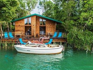 Enjoy River House Ada Bojana