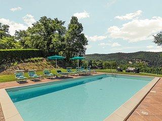 Ripoli Villa Sleeps 10 with Pool Air Con and WiFi - 5229282