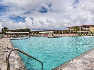 NEW! Hilton Head Resort Condo w/ Pvt Beach Access!