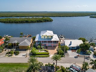 Kokopelli Beach House - relax it's your Island lifestyle - Matlacha/Cape Coral