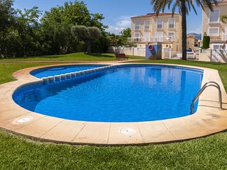 TERRANOVA - Apartment for 4 people in Oliva
