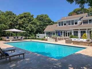 Orleans:  2+ Acres, Pool, Comfortable Luxury, Steps to Beach: 030-OC