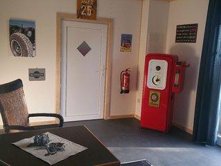 AREA 37 Lofts die coole Unterkunft in Stadland und der Wesermarsch