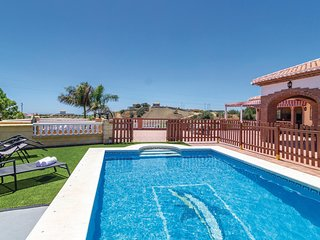 Amazing home in Torrox w/ Outdoor swimming pool, WiFi and 4 Bedrooms