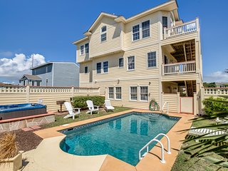 Selahbration | 2075 ft from the beach | Private Pool, Hot Tub