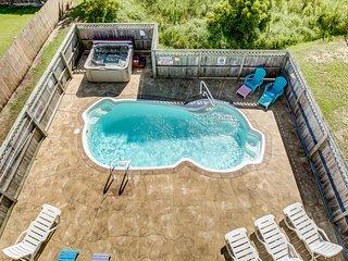 Blue Sky | 391 ft from the beach | Private Pool, Hot Tub