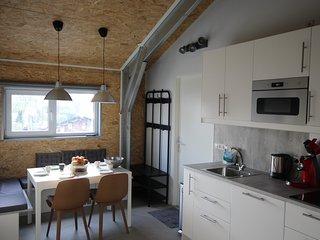 Vakantie appartement (max.6 pers)