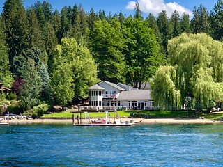New Listing Weeping Willow Hayden Lake