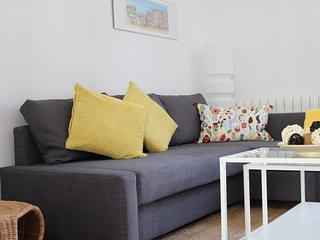 MARINA. Apartamento completo en el centro de Hondarribia