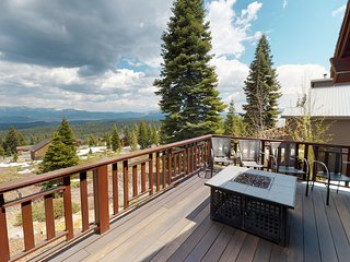Mountain Peak Lodge at Tahoe Donner
