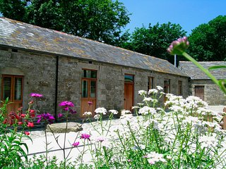 Stable Cottage at Tredarrup Farm - flexible large barn for families and friends
