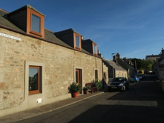 Portessie Holiday Home (near Buckie)