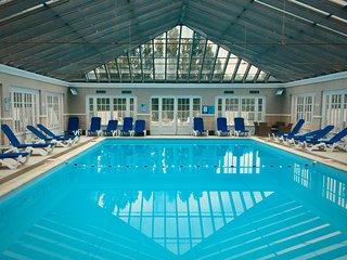 Appartement 5 pers avec piscine et court de tennis au coeur du parc équestre