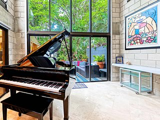 Piano House on the Water