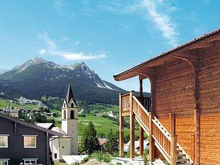 Chalets sur Baselgia (SAV100)