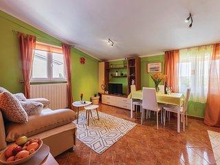 Beautiful apartment in Vodnjan w/ WiFi and 2 Bedrooms