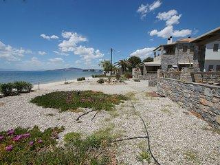 Villa Ambrosia, beach house, Platanidia, Pelion