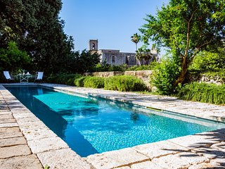 Palazzo in Muro Leccese with pool and garden and style
